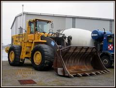 Volvo L330D (DaveFuma) Tags: volvo l330 pala gomata caricatrice ruspa wheeled loader plant pelle chargeuse radlader
