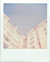 Faded Soviet Past (o_stap) Tags: instant analog film600 polaroid600 filmisnotdead believeinfilm impossibleproject polaroid