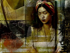 layers and color 75 (skizo39) Tags: woman asian collage layers art digitalprocessing digitalart digitalpainting photomanipulation colors colorful graphical design creation artistic
