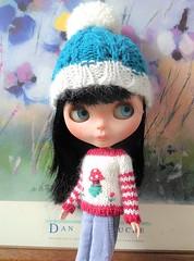 blythe mushroom sweater