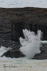 Flatrock IceSurf-17-1 (Ian L Winter) Tags: flatrock nature newfoundland driftice surf newfoundlandandlabrador canada ca
