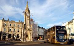 Stagecoach Devon. YN63 BWY. 15924. (Drive-By Photography) Tags: stagecoach yn63bwy 15924 scania n230ud enviro400 bus psv gold torquay harbourside devon