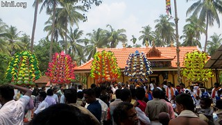 Thrissur Chelakottukara Sree Maheswara Bhagavathy Temple Makayiram Mahotsavam 1