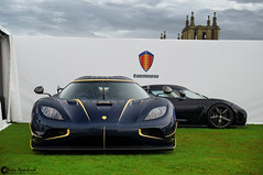 "Koenigsegg Agera RS ""Naraya"" (Marcinek_55) Tags: koenigsegg agera rs naraya carbon salonprive concours supercarsoflondon supercarsinlondon londonsupercars supercars supercar hypercar hypercars sportcar sportcars swedish sweden exotic exotics race street legal blue black wheels supervetura fast photography marcini wojciechowski marcinek 55 marcinek55 uk england london wilton classic day weekend salisbury pistonheads petrolhead petrol european limited awesome ultra rare performance spoiler outdoor car vehicle salon prive blenheim palace oxford united kingdom italy italian"