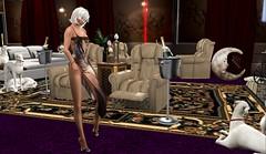 La plus belle fille de SL (vaninavanetti) Tags: firestorm secondlife sl femme élégance robe mode dress fashion ann