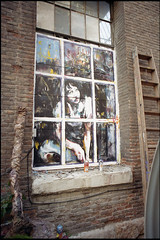 2017 (uno900) Tags: streetartmadrid graffitimadrid arteurbanomadrid graffiti madrid street art arte urbano graffitis españa spain ze carrion zecarrion neomudejar others problem problema ajeno