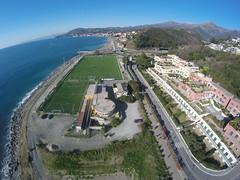 Campo Sportivo Nazario Gambino (Gizmo Fly D-Vision) Tags: arenzano