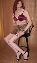DSCF8850 (Rachel Carmina) Tags: cd tv ts tg trap tgirl trans transgender transvestite crossdresser