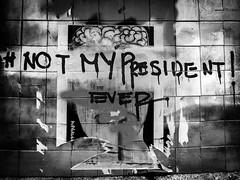UrbanEvidence (Street Witness) Tags: streetscape cityscape graffiti scrawl soho nyc thompson street