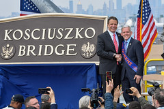 Governor Cuomo Announces Grand Opening of the New Kosciuszko Bridge (governorandrewcuomo) Tags: governorandrewcuomo bridge construction grandopening infrastructure newyorkcity ny usa