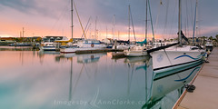 April Pastel (Images by Ann Clarke) Tags: arpil2017 eyrepeninsula marina southaustralia fresh pontoon portlincoln sunrise