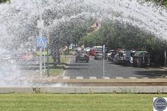 Lavando el coche (Manuel Vázquez Franco-Hernandez Calleja) Tags: extremadura badajoz espaa
