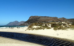 Beach near Muizenberg
