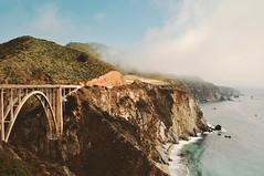 Big Sur (faungg's photos) Tags: travel us california landscape birdge coast coastal coastline sea water mountain faungg highway1 bixbycreekbridge bigsur 美国 旅游 加利福尼亚州 1号高速公路 海岸 自然 风景