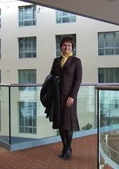 St. Emile Skirtsuit (Marie-Christine.TV) Tags: feminine transvestite lady mariechristine businesslady secretary skirtsuit businesssuit kostüm sekretärin tgirl tgurl tv geschäftsfrau