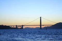 Bridge at Sunset - 4-21-2017 (kimstrezz) Tags: 2017 rpconference2017 sanfrancisco sanfranciscoca goldengatebridge