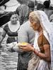 Priere du matin Varanasi morning prayer- India (geolis06) Tags: geolis06 asia asie inde india uttarpradesh varanasi benares gange ganga pelerin pilgrim pelerinage pilgrimage hindu hindou sadhu monk moine priere prayer brahmane