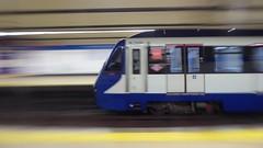 Rush (m_artijn) Tags: subway underground rush commute madrid esp chamartin station