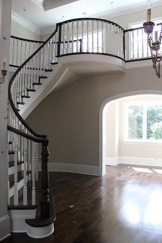 Andronic's Construction, Curve stair builder