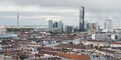 Viena skyline (Guillermo Relaño) Tags: viena vienna wien austria osterreich nikon d90 guillermorelaño skyline