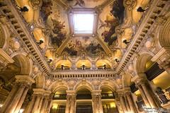 20170419_palais_garnier_opera_paris_858b5 (isogood) Tags: palaisgarnier garnier opera paris france architecture roofs paintings baroque barocco frescoes interiors decor luxury