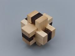 Loopy Burr (1/3) (eriban) Tags: ericfuller junichiyananose puzzle
