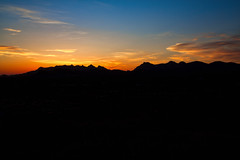 Timeout for Sunset (blackhawk32) Tags: arizona phoenix superstitionmountains sunset silhouette landscape