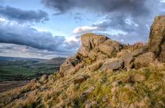 (Glen Parry Photography) Tags: glenparryphotography landscape calderdale d7000 moor moorland nature nikon sigma todmorden walking walsden