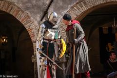 IMG_2583 (scramasacs) Tags: goriziacastle anticaconteadi gorizia historicalreenactment reenactment