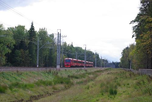 Sheremetevo airport line, Aeroexpress ED4MKM-AERO-0006