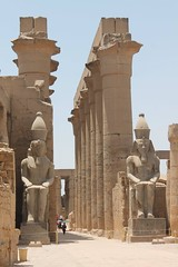 18055768_10211437332041025_1928840759716937884_o (sally_byler) Tags: luxor egypt monuments temples statues travel