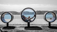 Lisboa é uma cura. [2] (virginiefort) Tags: afs241204ged d600 lisboa lisbon nikon portugal printemps tage tejo fleuve river rond cercle circle quai
