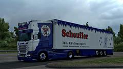 eut2_hq_590633ed ([johannes]) Tags: ets2 euro truck simulator tuning trailer topline thermo trans trucks transport transit lkw lastkraftwagen look low limited scania super skin stiholt style schmitz scheufler vabis v8