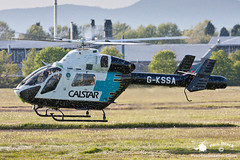 Explorer G-KSSA (egbjdh) Tags: life uk paul photography sussex photo kent airport md aircraft aviation air explorer flight surrey gloucestershire ambulance helicopter gloucester douglas emergency services rotary staverton beale mcdonnell specialist calstar md902 egbj kssa paulbeale may2013 gkssa