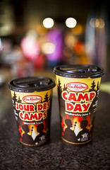 Camp Day Necessities (DHaug) Tags: charity camping camp coffee caf kids eos bokeh may canadian bonfire marshmallows timhortons timmys greely 2013 campday bokehlicious ef35mmf14lusm wednesdayjune5 mercredi5juin