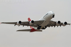 A380-800 QANTAS | DUBAI - DXB/OMDB (Ediney Ribeiro) Tags: sky plane airplane photography airport nice shot aircraft aviation air aeroporto airbus boeing avio runway spotting aviao airtransport embraer planespotting spotters airframe avies spotter aviationphotography jetphotos ediney aviationphoto fotodeavio edineyribeiro globalspotter fotografiadeavio