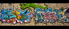 Sydney Wall Art - Newtown Part 2 (Stanley Kozak) Tags: art zeiss canon graffiti sydney australia wallart nsw newtown carlzeiss zeiss18mm canon5dmkiii