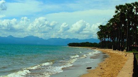 Pantai Lasiana di Kota Kupang