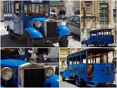 Les Trois Cits (Malte) (PierreG_09) Tags: mer bus ile malta fortification borgo malte rempart vittoriosa birgu troiscits autobusautobus