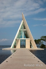 Bali - Conrad Wedding Chapel (Rolandito.) Tags: wedding bali indonesia hotel asia south chapel east southeast spa conrad
