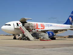 ULS Airlines Cargo Airbus A300B4-203(F) (TC-ABK) (L.Y.S Photography) Tags: cargo a300 mra uls hlms tcabk misuratainternationalairport
