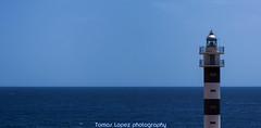 Lighthouse (TheTomL3) Tags: sea espaa lighthouse canon faro eos mar spain europa europe mediterranean mediterraneo murcia aguilas 600d canoneos600d