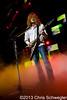 Megadeth @ Gigantour 2013, DTE Energy Music Theatre, Clarkston, MI - 07-08-13