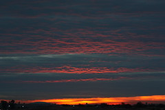 Sunrise (yerpop) Tags: clouds sunrise skytheme skycloudssun perfectsunrisessunsetsandskys sunsetsandsunrisesgold cloudsstormssunsetssunrises