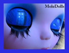 OOAK Custom Neo Blythe N#69 by MoleDolls