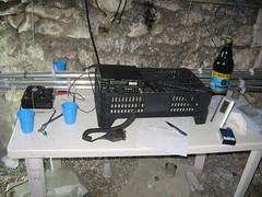 IMG_2822 (T.J. Jursky) Tags: canon europe contest croatia bunker antena adriatic dalmatia hamradio radioamateur kastela malacka 9a7pjt
