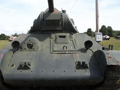 "T-34 76 Model 1941 (3) • <a style=""font-size:0.8em;"" href=""http://www.flickr.com/photos/81723459@N04/9512917687/"" target=""_blank"">View on Flickr</a>"