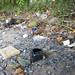 Marine debris at Pulau Ubin