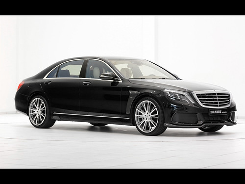 2013 Brabus Mercedes-Benz 850 Biturbo iBusiness
