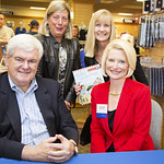 """<b>Callista Gingrich Book Signing_100513_0030</b><br/> Photo by Zachary S. Stottler Luther College '15<a href=""""http://farm3.static.flickr.com/2861/10180996514_afa2f0b4c6_o.jpg"""" title=""""High res"""">∝</a>"""